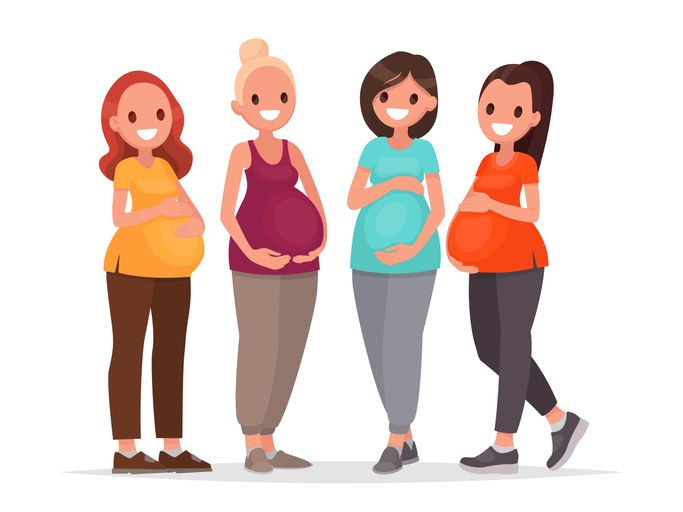 Covid-19 e gravidanza, donna incinta positiva al virus